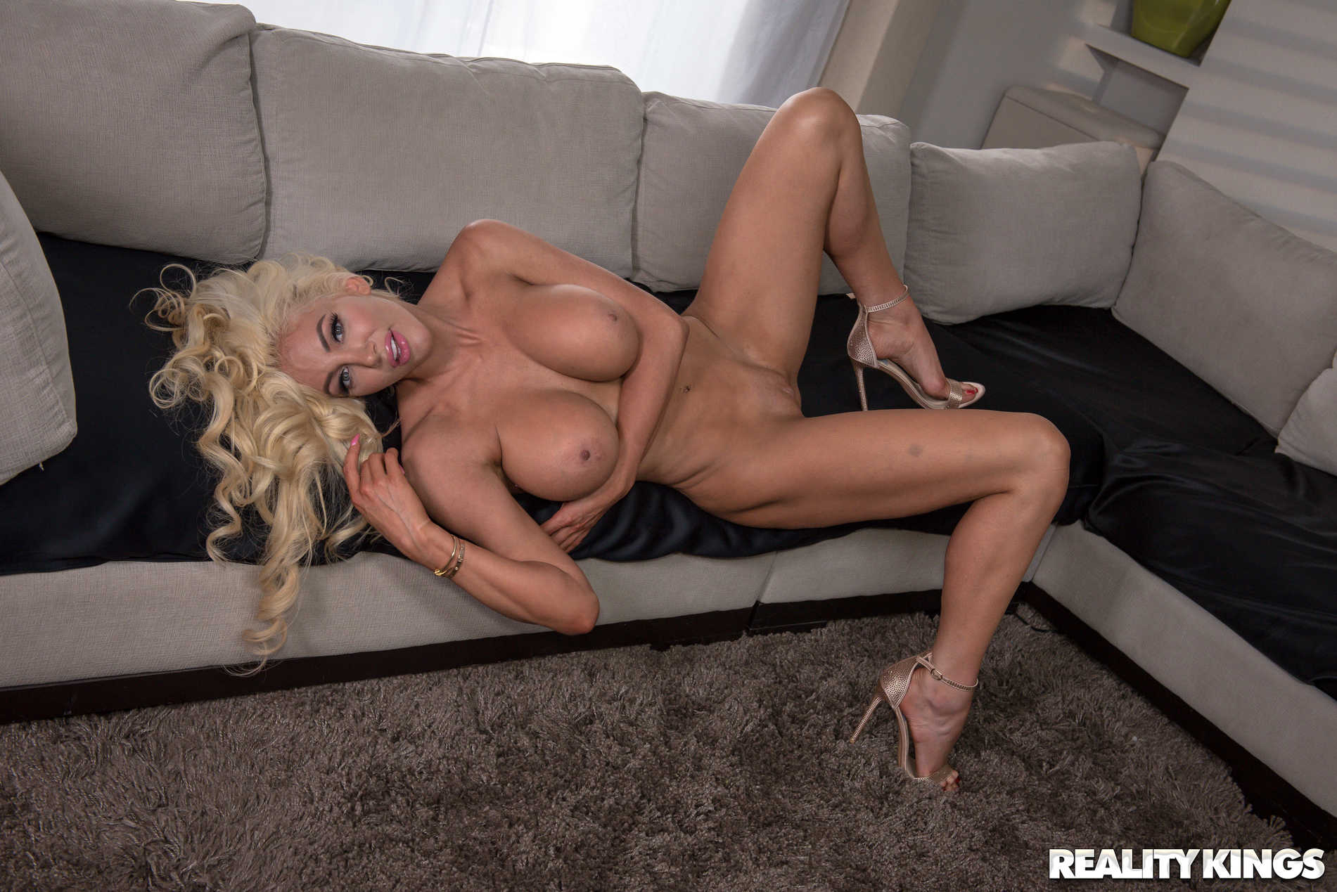 Reality Kings 'Just Gotta Rest My Breasts' starring Nicolette Shea (Photo 27)
