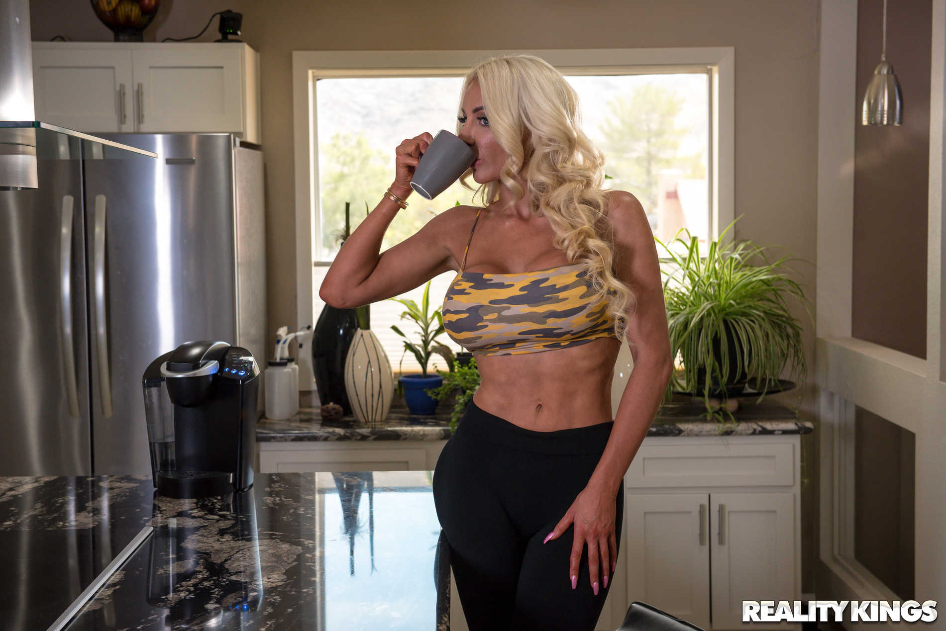 Reality Kings 'Just Gotta Rest My Breasts' starring Nicolette Shea (Photo 81)
