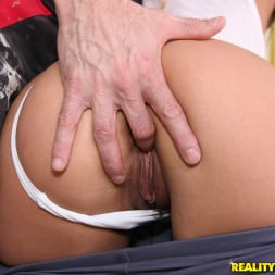 Nikky Thorne in 'Reality Kings' Painting Nikkys Pussy (Thumbnail 35)