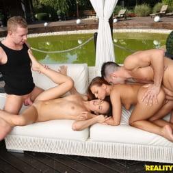 Ornella Morgan in 'Reality Kings' Sapphic Shower Sluts (Thumbnail 464)