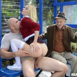 Riley Star in 'Reality Kings' Bus Bench Biddie (Thumbnail 121)