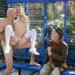Riley Star in 'Reality Kings' Bus Bench Biddie (Thumbnail 164)