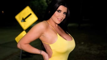 Romi Rain in 'Dogged'