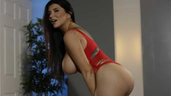 Romi Rain in 'Towel Girl 2'