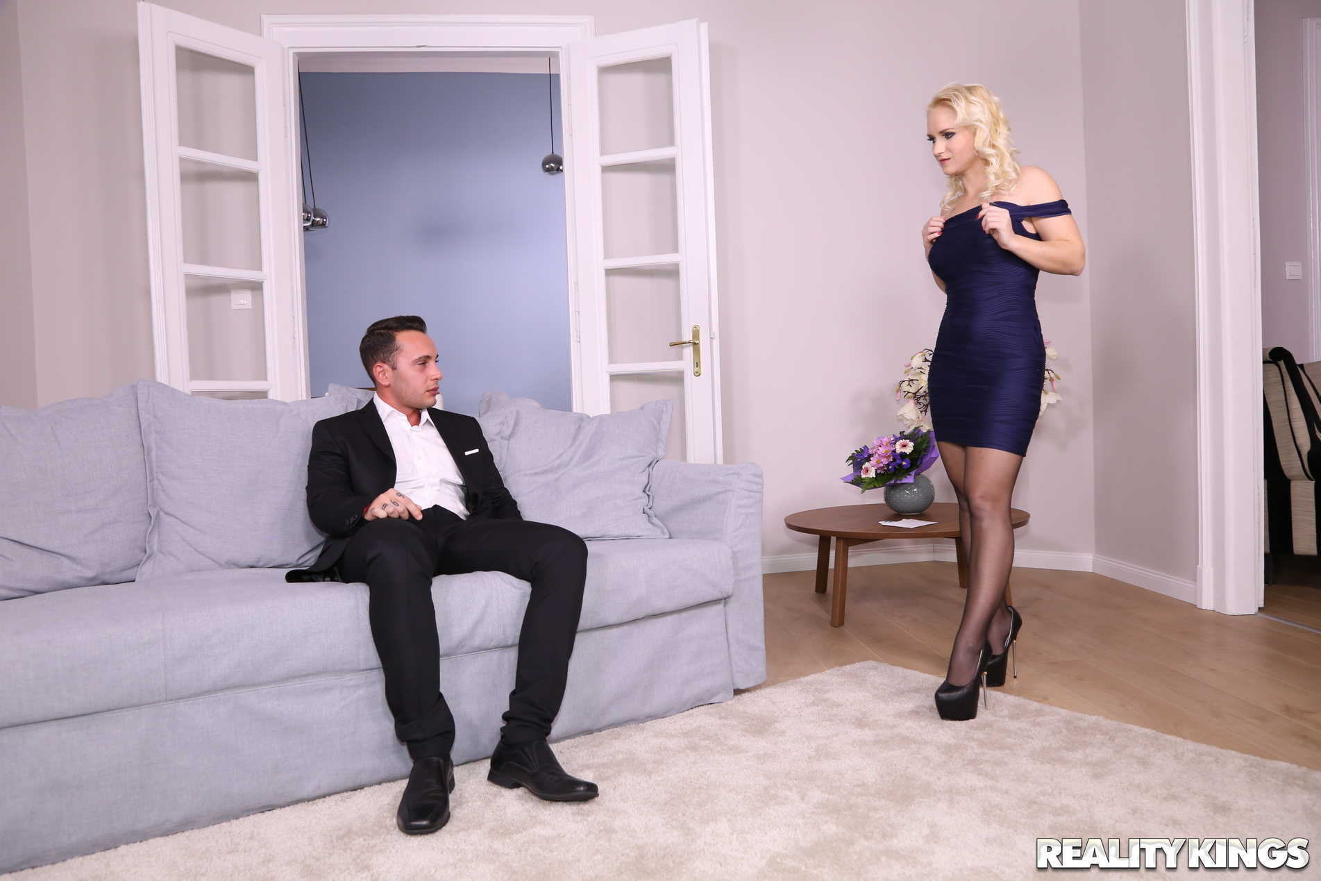Reality Kings 'My Cheating Wife Rossella' starring Rossella Visconti (Photo 63)