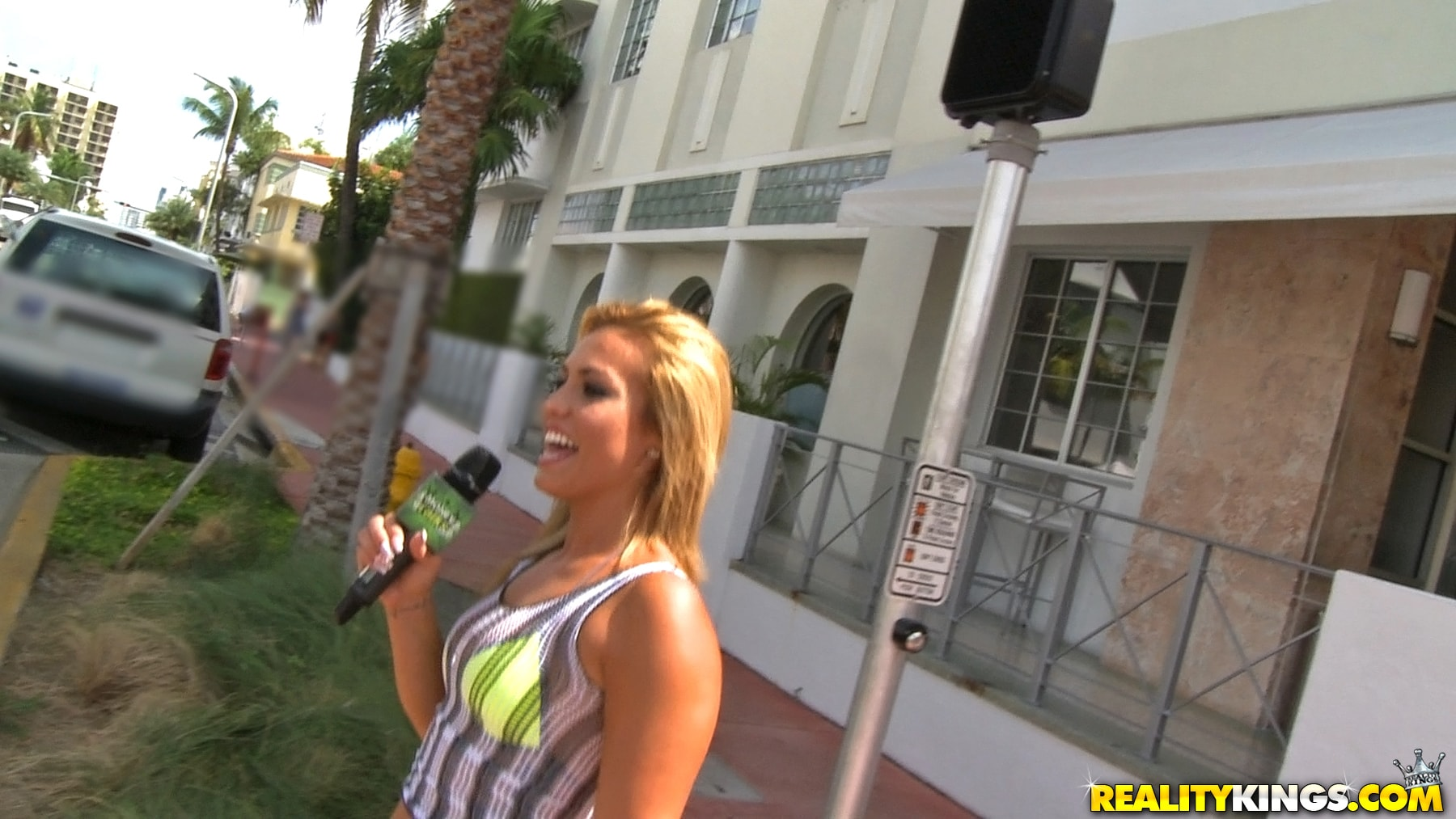 Reality Kings 'Along for the ride' starring Sophia Leone (Photo 1)