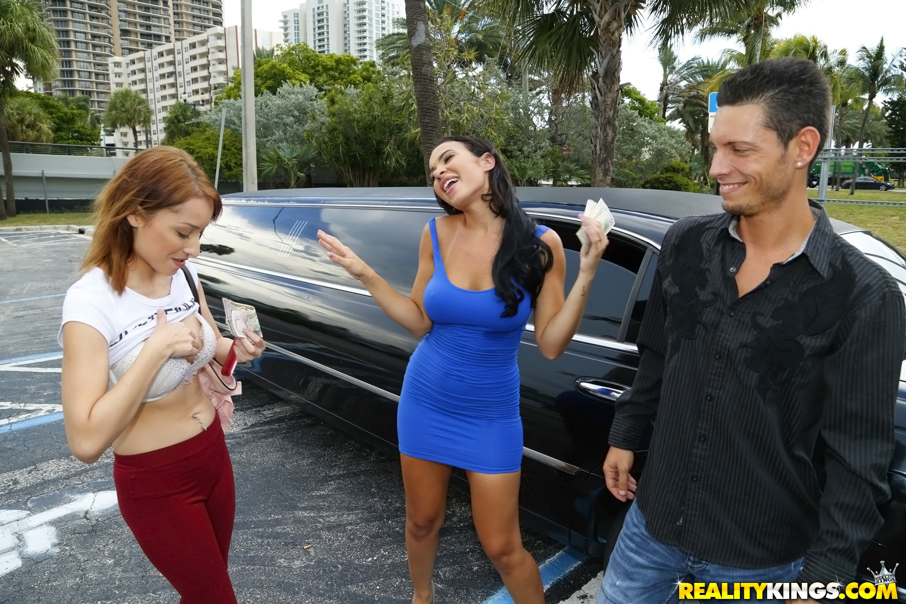 Reality Kings 'Along for the ride' starring Sophia Leone (Photo 140)