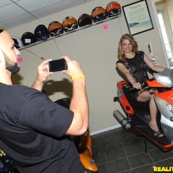 Stella Ferrari in 'Reality Kings' Scooter cooter (Thumbnail 352)