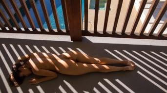 Vanessa Veracruz en 'Secret garden'