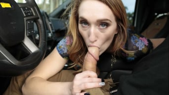Victoria Gracen in 'Parking Lot Perv'