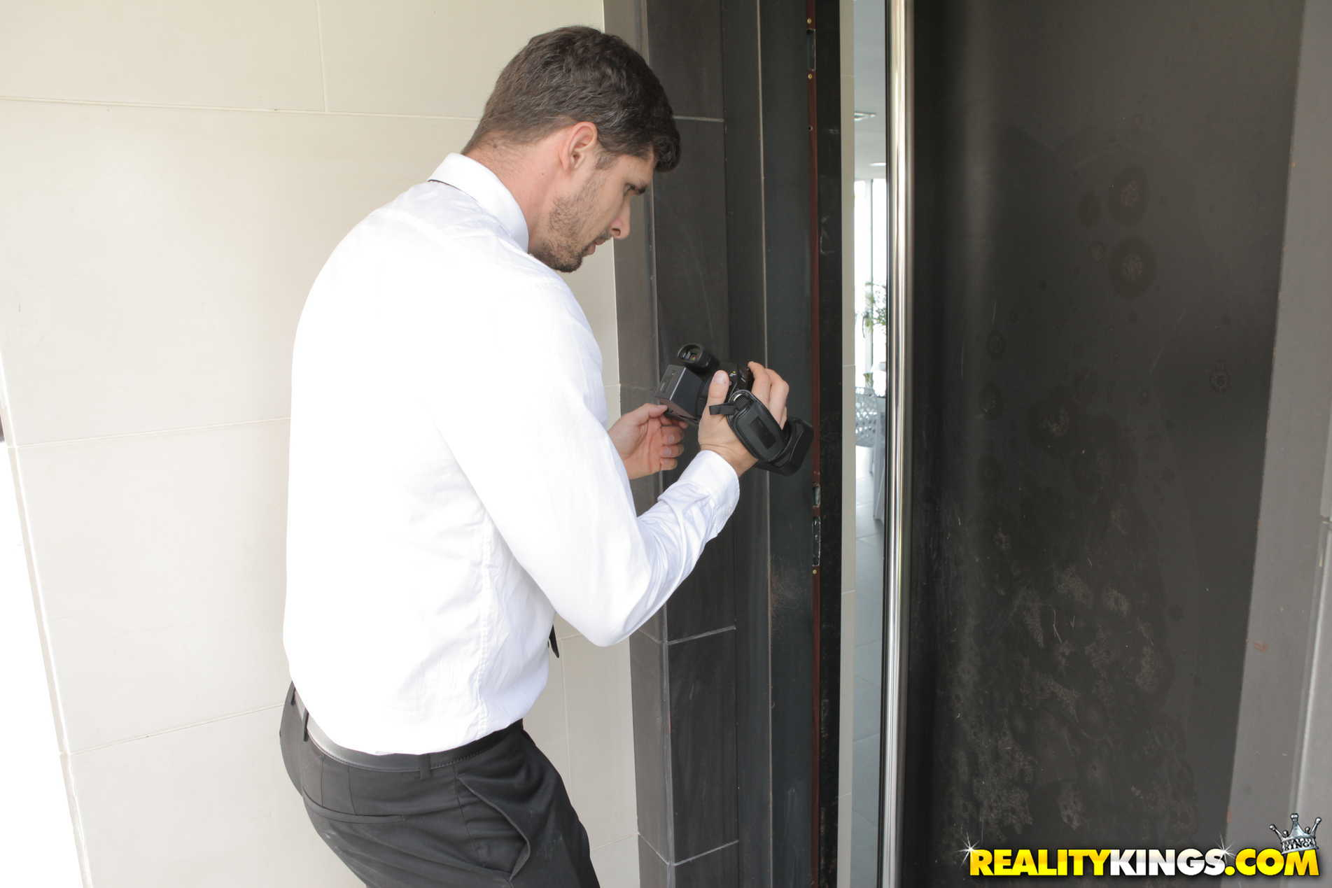 Reality Kings 'Shower Intruder' starring Victoria Pure (Photo 1)